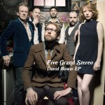 Five Grand Stereo - David Bowie EP  (2016)