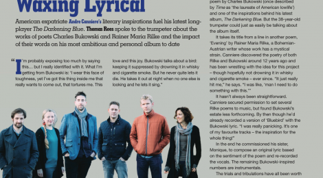 October Jazzwise Feature