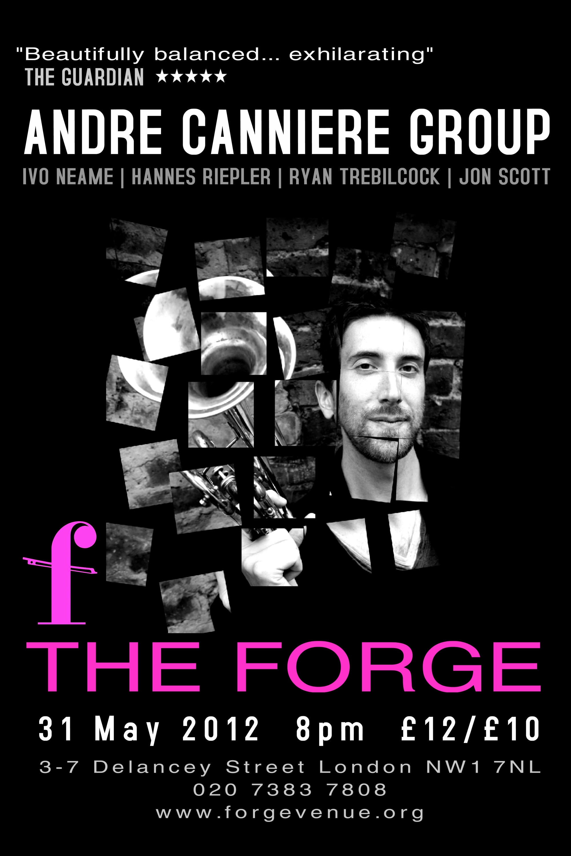 The Forge May 31