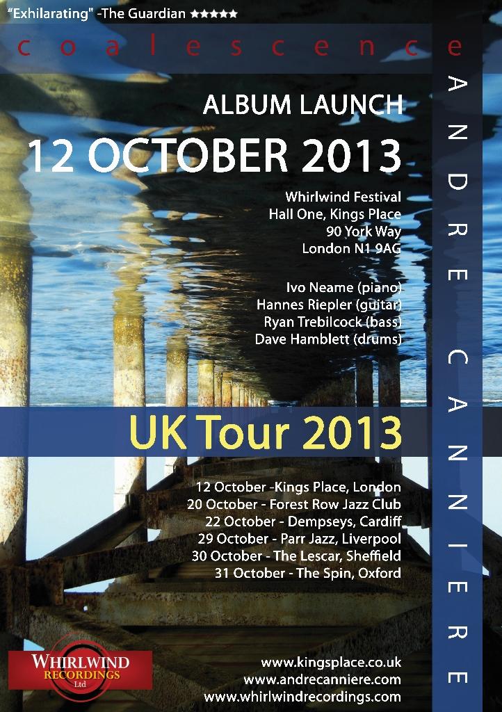 Coalescence Promo Video & Tour News