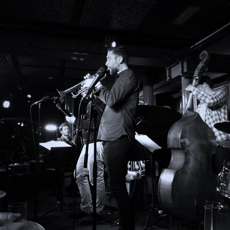 Andre Canniere at EFG London Jazz Festival - November 2014