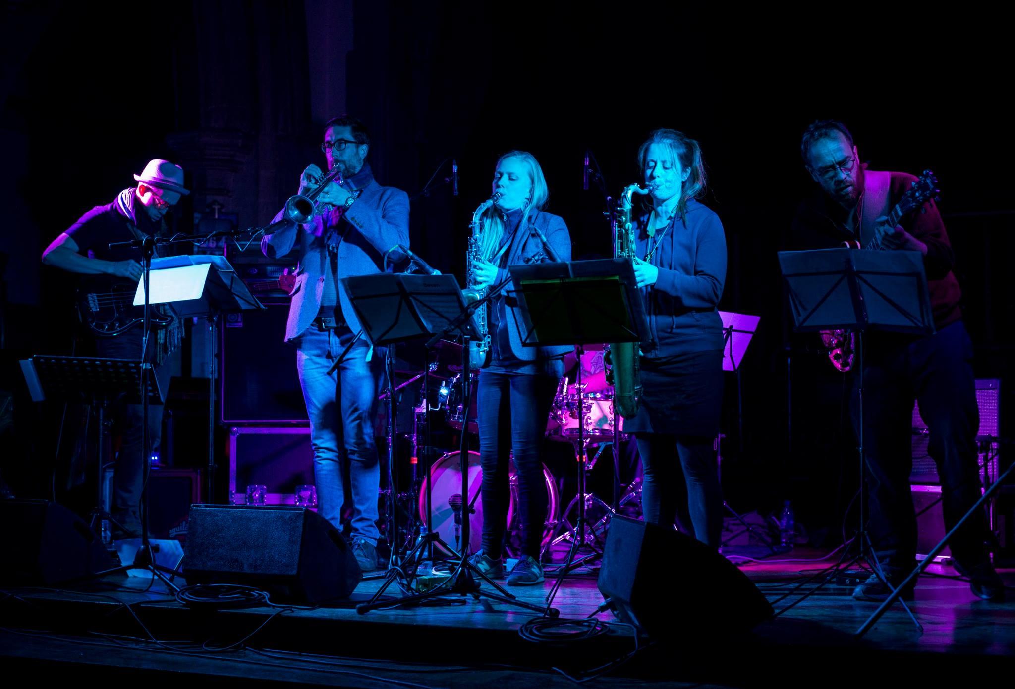 November at 606 Club and EFG London Jazz Festival