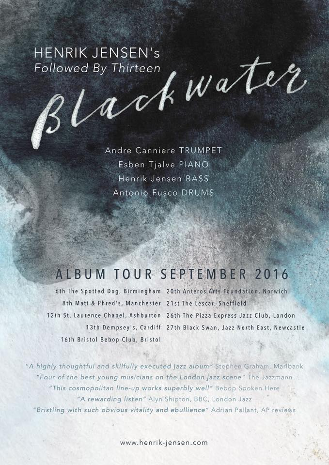 Henrik Jensen Blackwater Tour