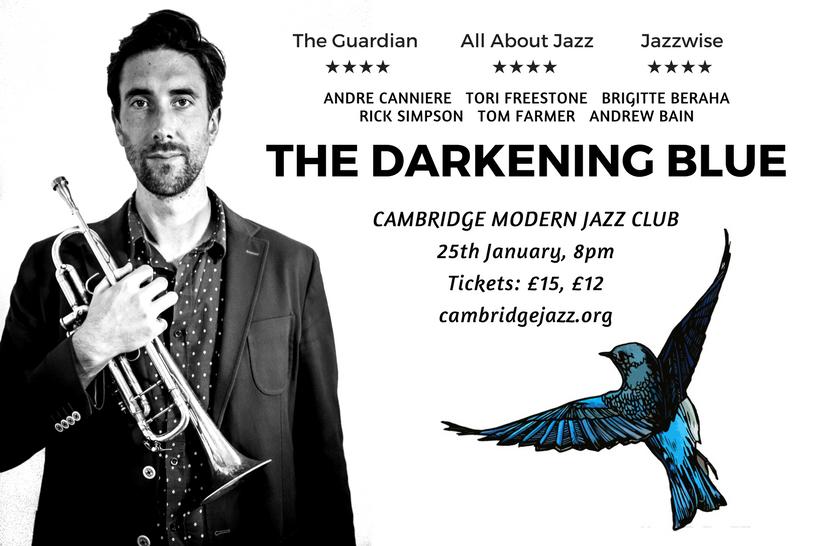 Darkening Blue in Cambridge